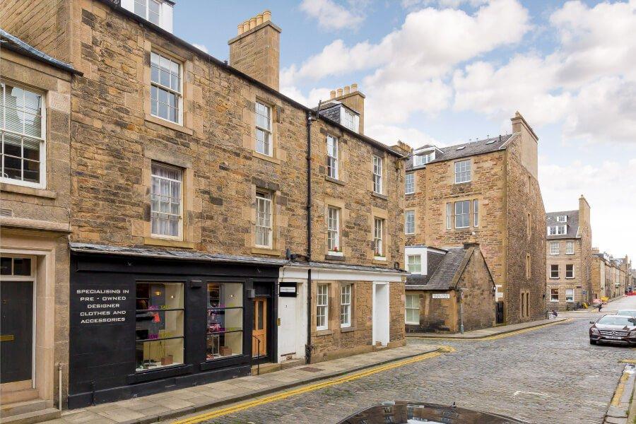 Young Street exterior