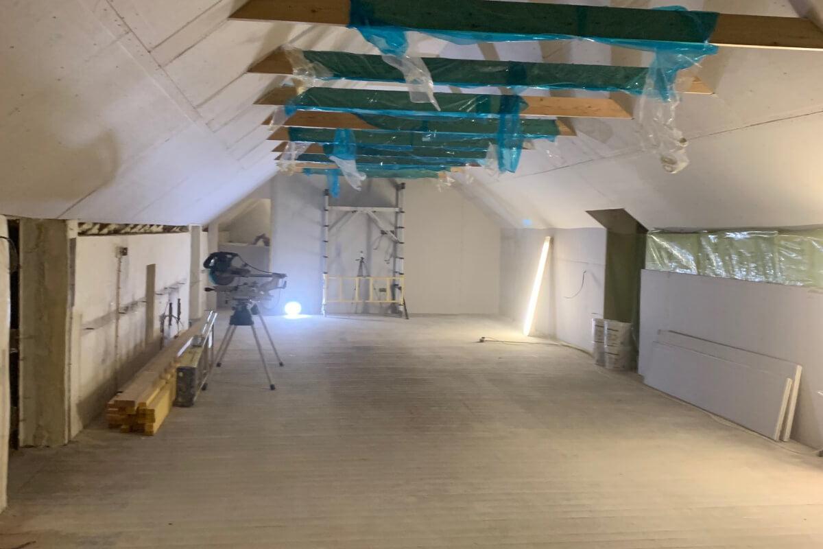 Rollo HQ re-development progress