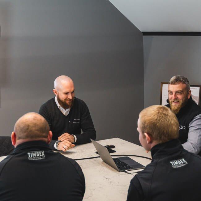 Rollo team meeting