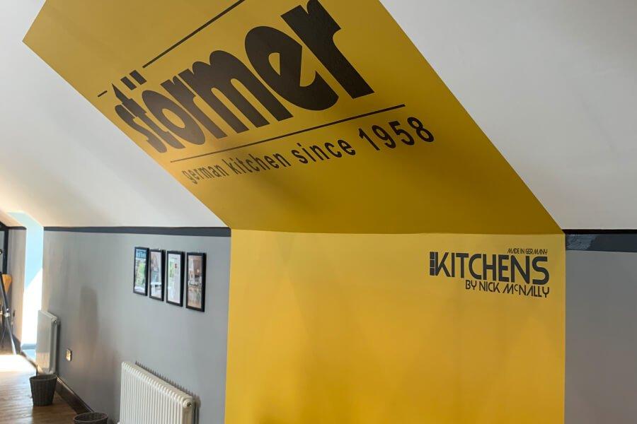 Stormer kitchens